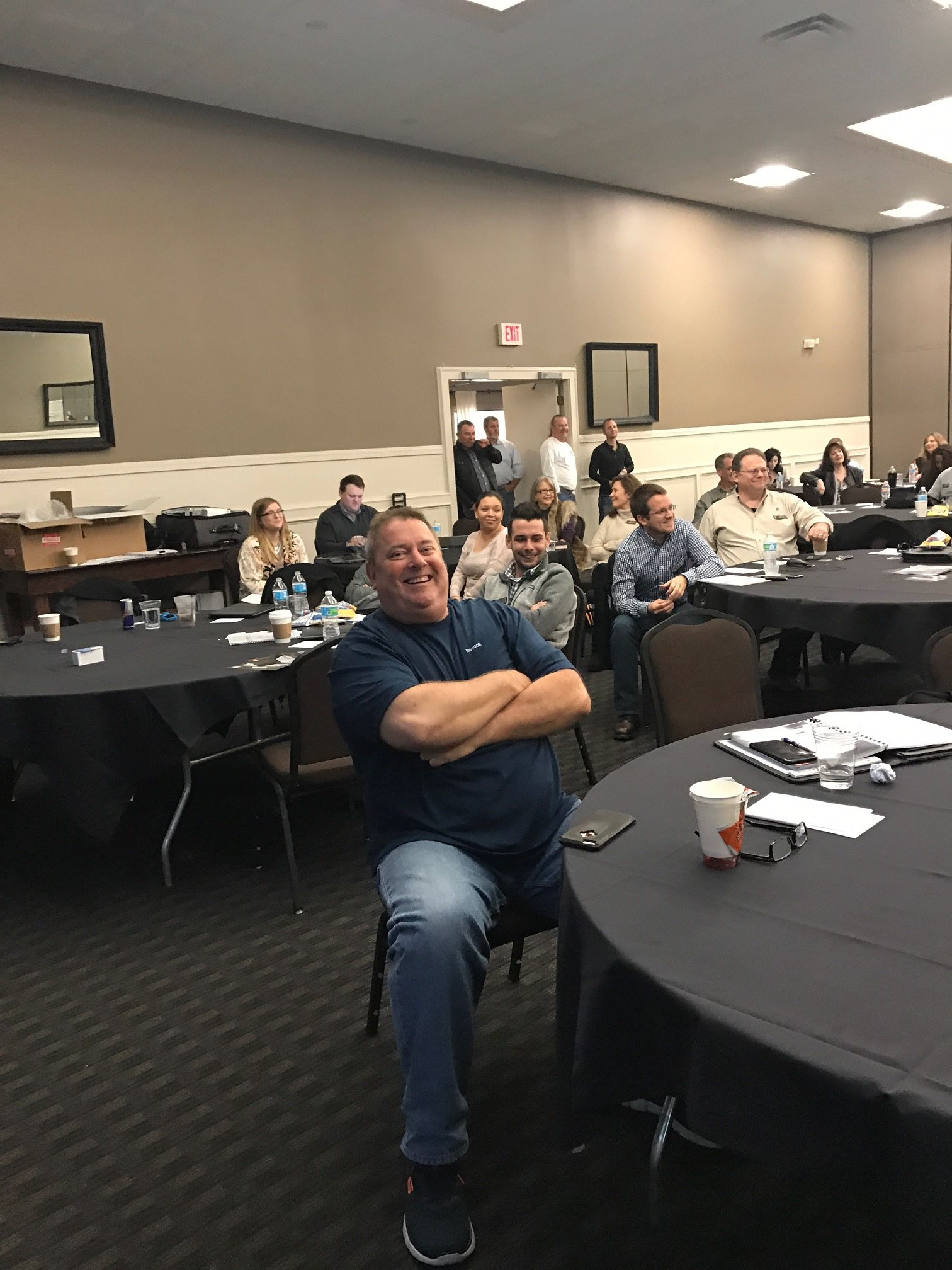 Empire Roofing Conference