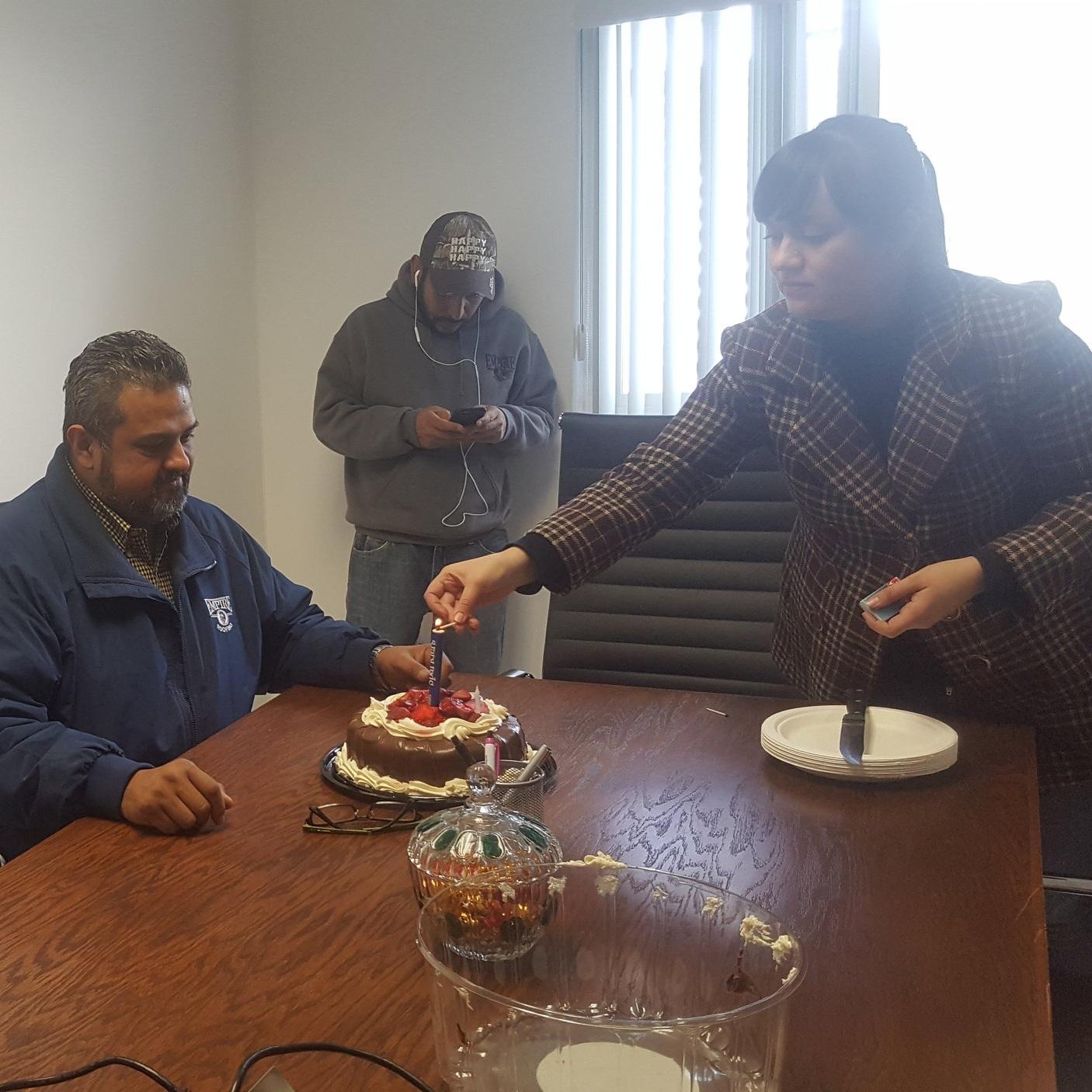 Workplace Celebrations!