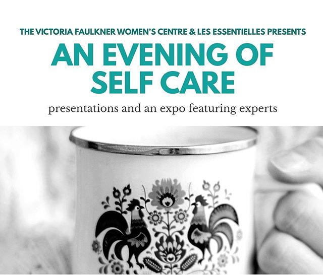 "We will be speaking at this event tomorrow evening to be held at the Social House! Please join us for an Evening Of Self Care. 🥰 Info: ""Living in today's world can mean being bombarded by microaggressions, awful news about sexualized assault, and violence in its many forms.  And, frankly, this can leave one feeling frustrated, exhausted and even triggered.  Taking care of yourself and each other is essential to resilience. Caring for yourself is not self-indulgence, it is about self-preservation and strength.  Join us for an evening all about self care, empowerment, resiliency, and community. There will be experts sharing their self-care know-how, products, and services with a night of presentations and a mini expo.  Mark your calendars. Save your spot - limited tickets available. All self-identified women, non-binary and transfolks are welcome.  This event is part of Sexualized Assault Prevention Month and is funded by the Women's Directorate. Find out more about #SAPM2019 at endviolenceyukon.com  Tickets: $6.50 / Free for self-declared low income (use promo code: SELFCARE) """