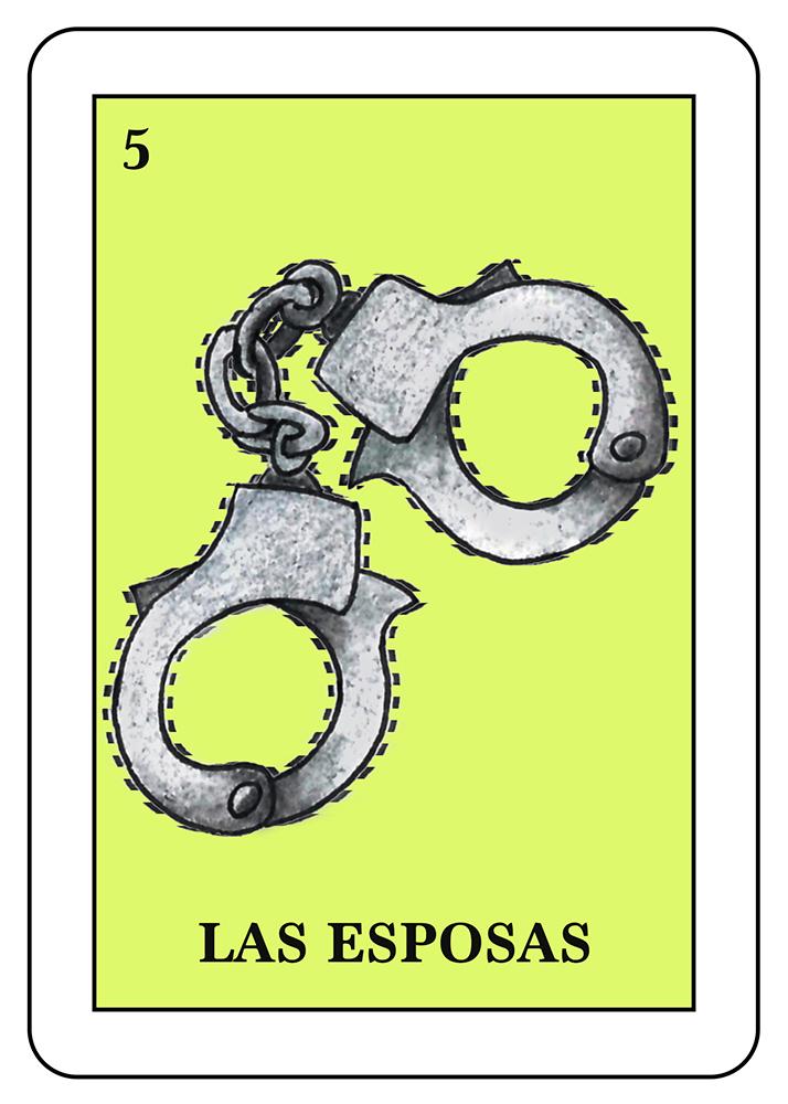 Las Esposas / Cuffs