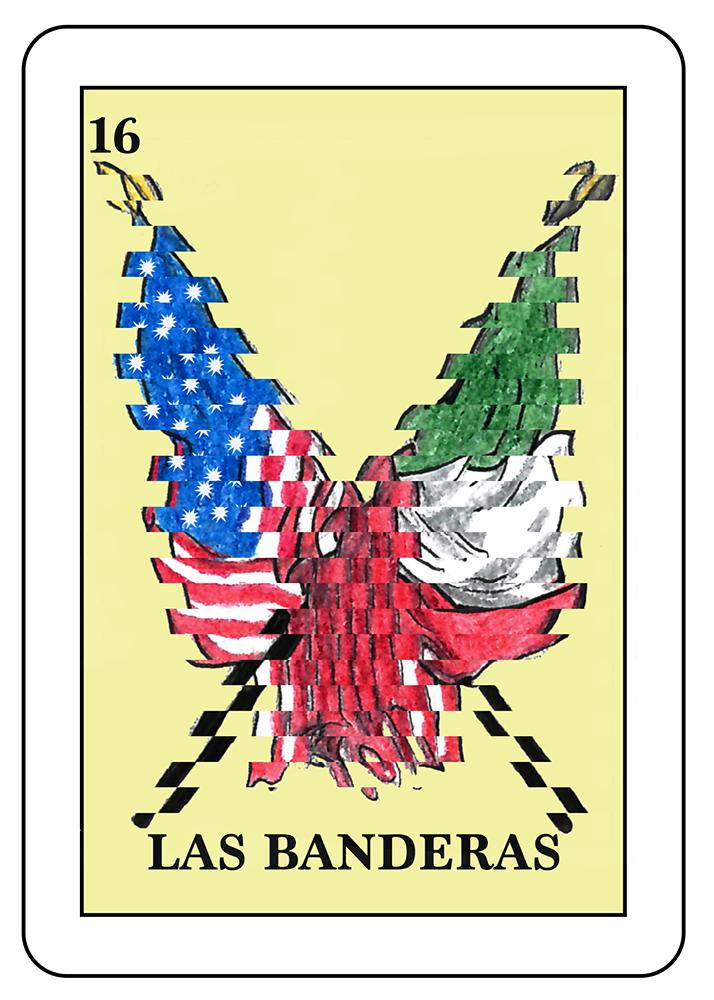 Las Banderas: The Flags