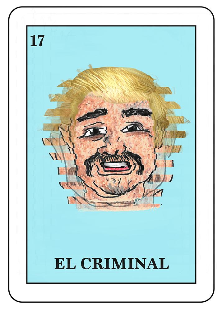 El Criminal: The Criminal