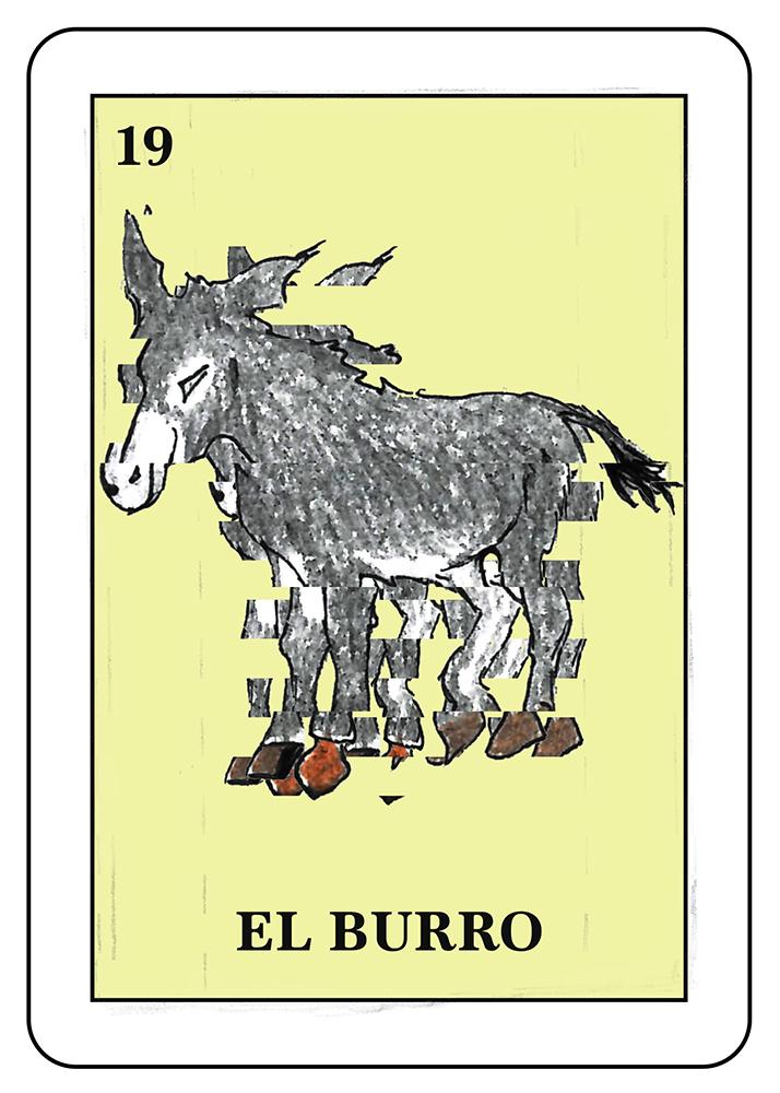 El Burro: The Donkey