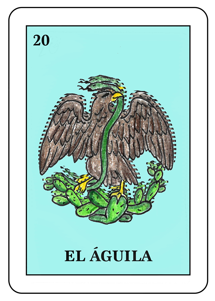 El Águila: The Eagle