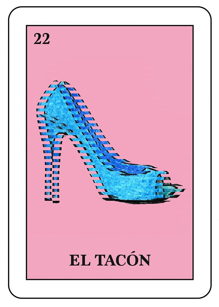 El Tacón: The Heel