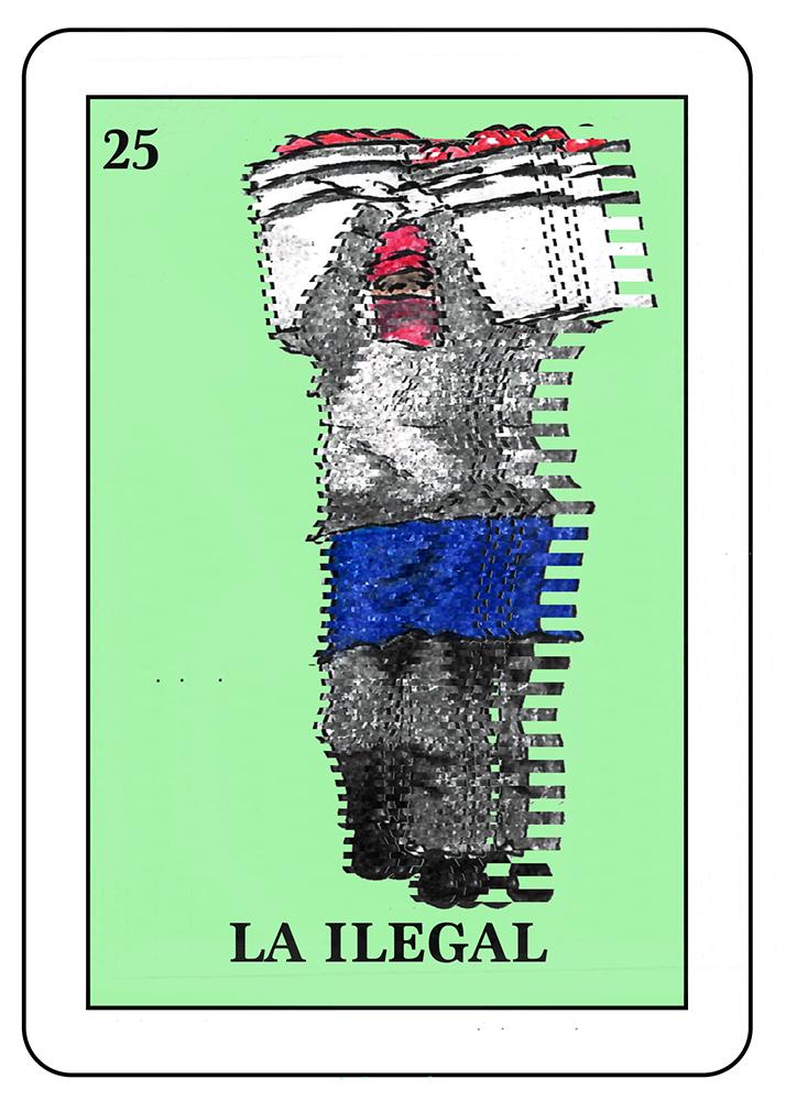 La Ilegal / The Illegal