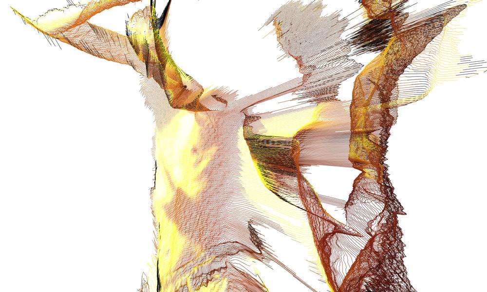 Studio 54: Yellow Dancers
