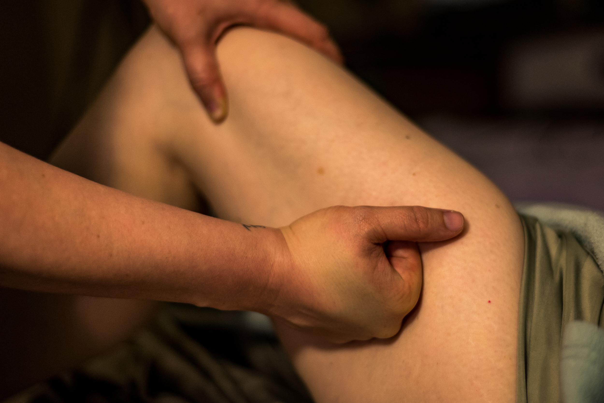 60 Minute Sports Massage -