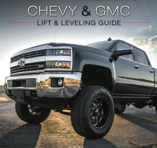 Chevy & GMC Lift and Leveling Kits