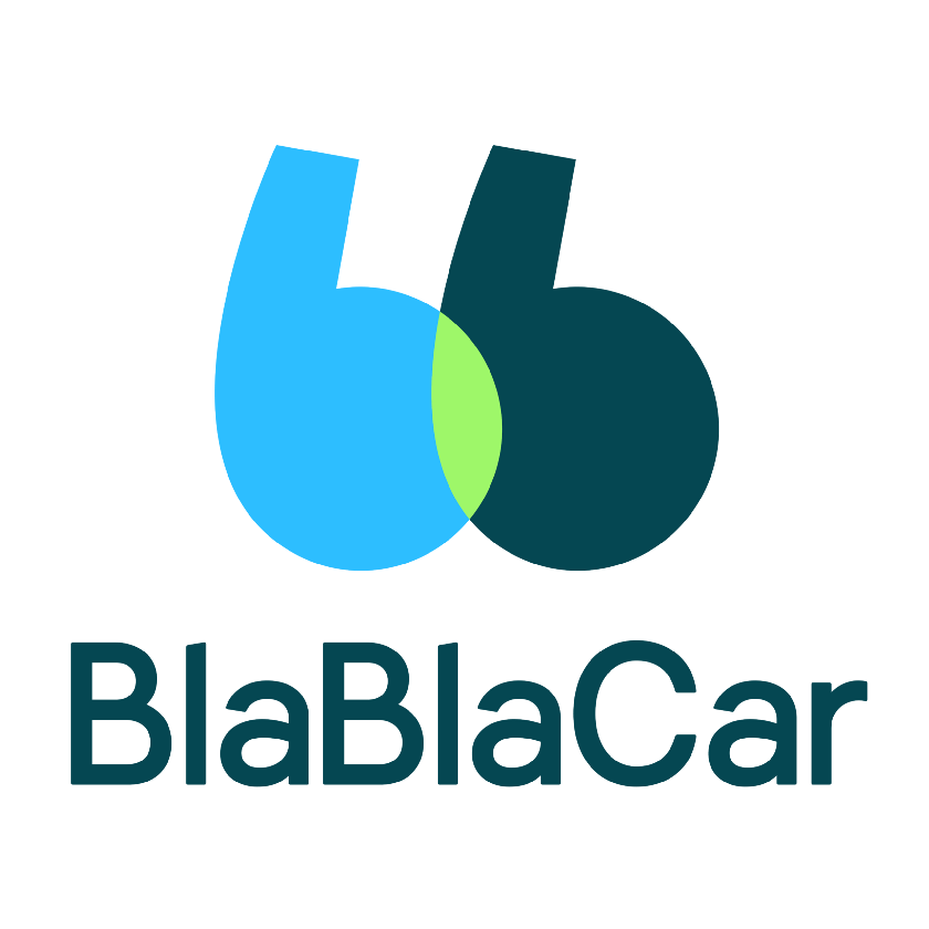 - BlaBlaCar is a rideshare website geared towards longer drives. Any driver can post their intended route on the website, and if you want to go to the same place at that time, you can reserve a seat in their car.