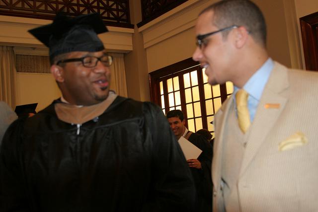 Jason Cunningham and Royce Woods