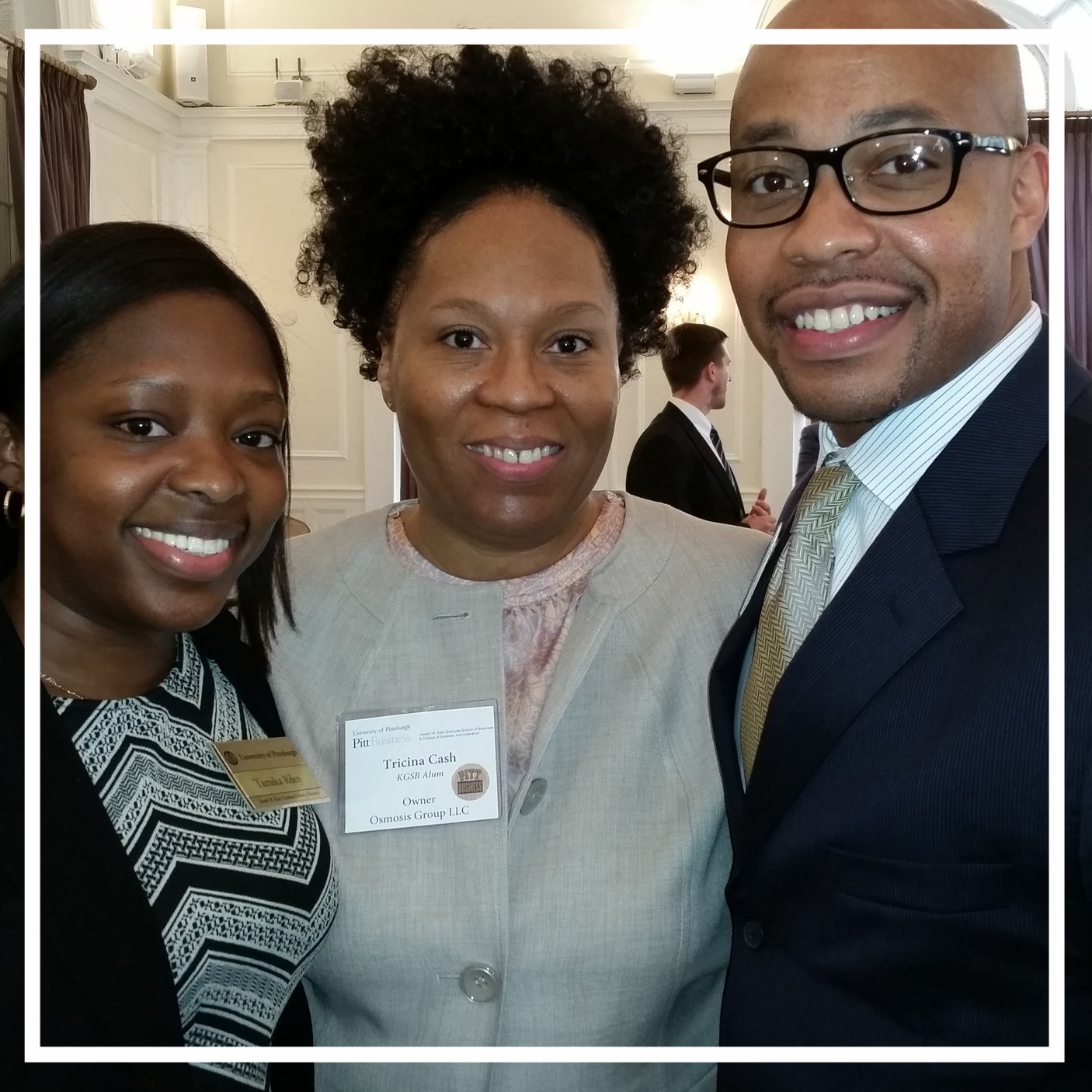 NBMBAA Pittsburgh Partner - Tricina Cash, PBAN Representative
