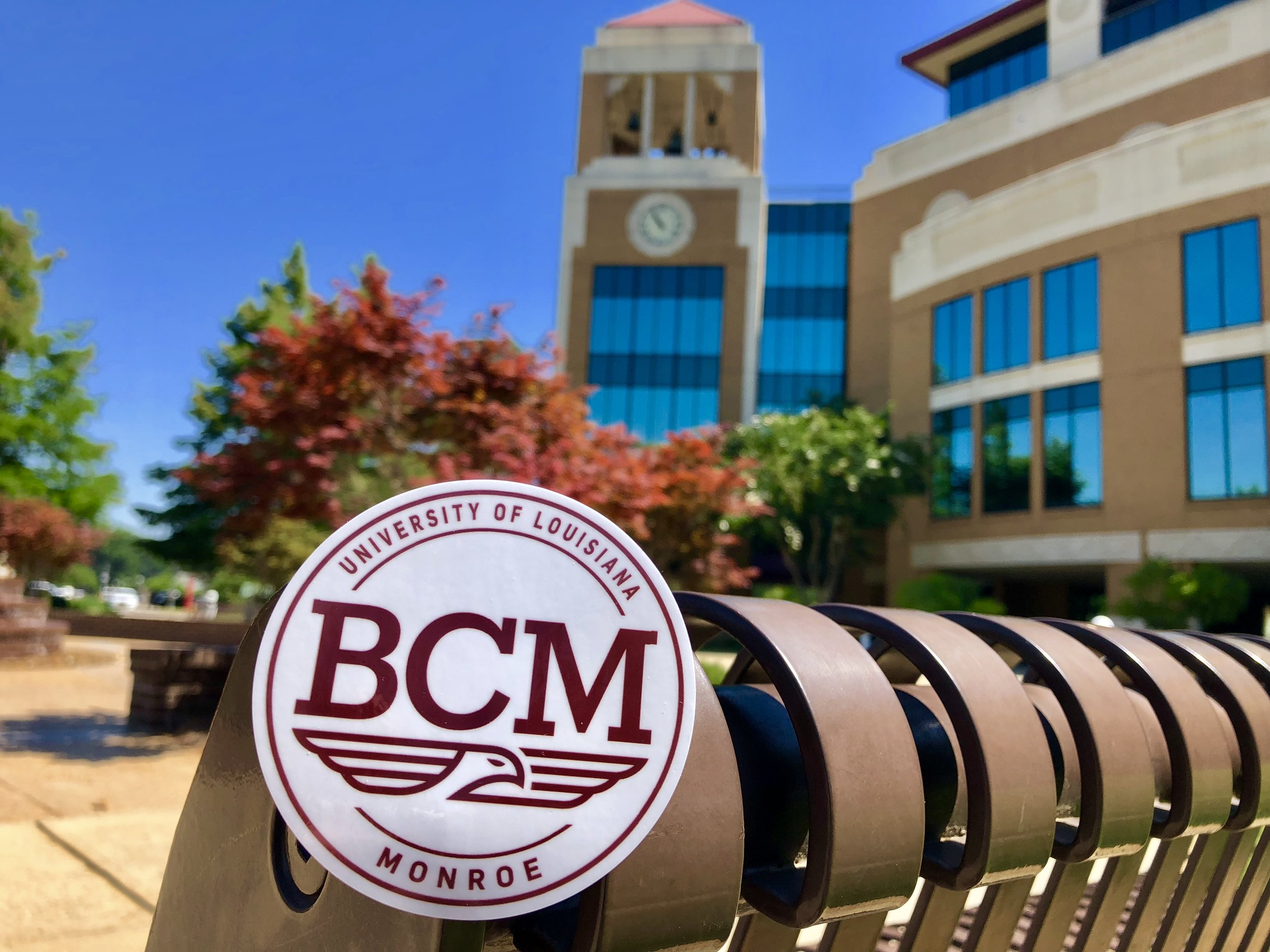 Look Below to Connect with ULM BCM: -