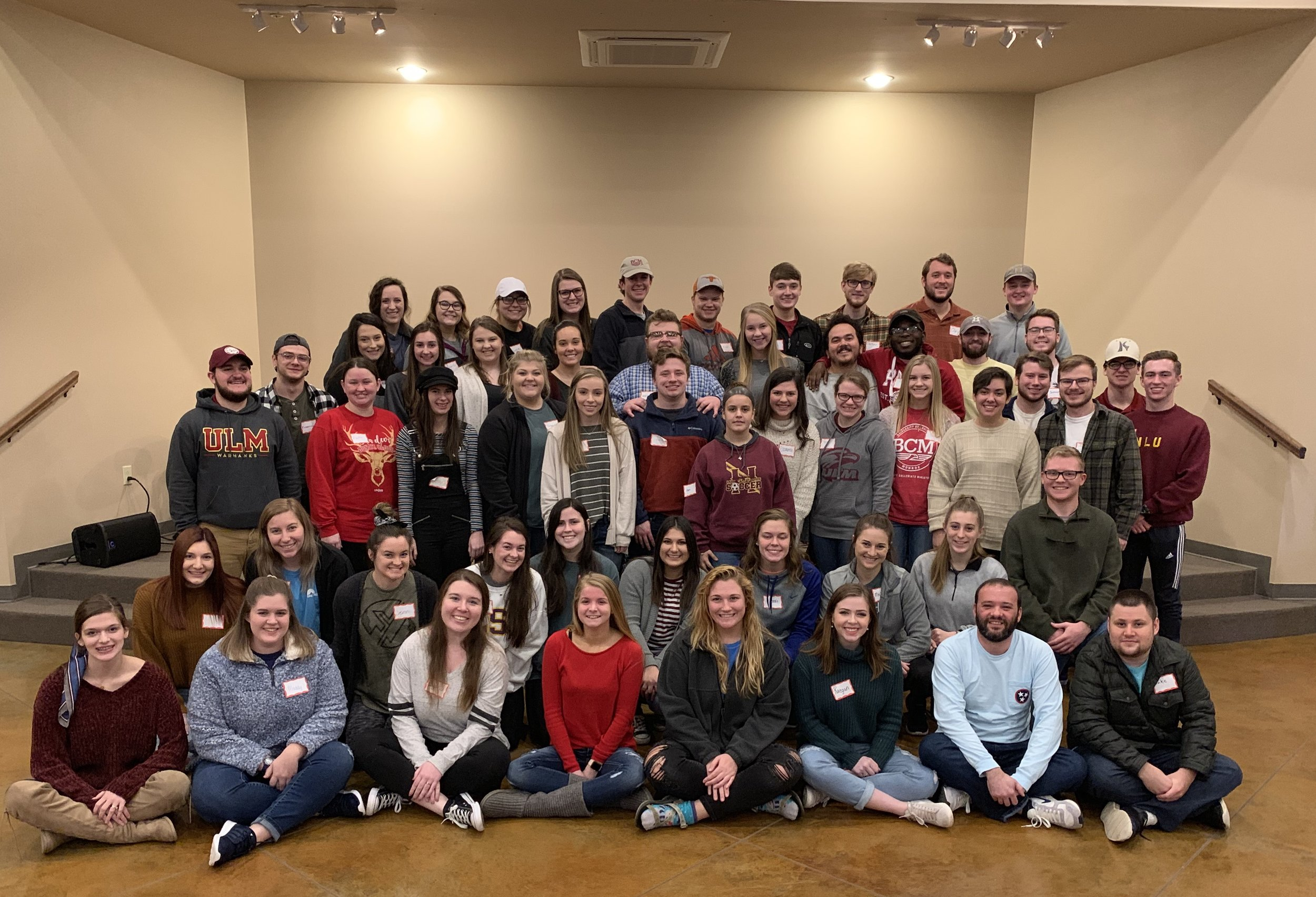 BCM Leadership Team Spring 2019