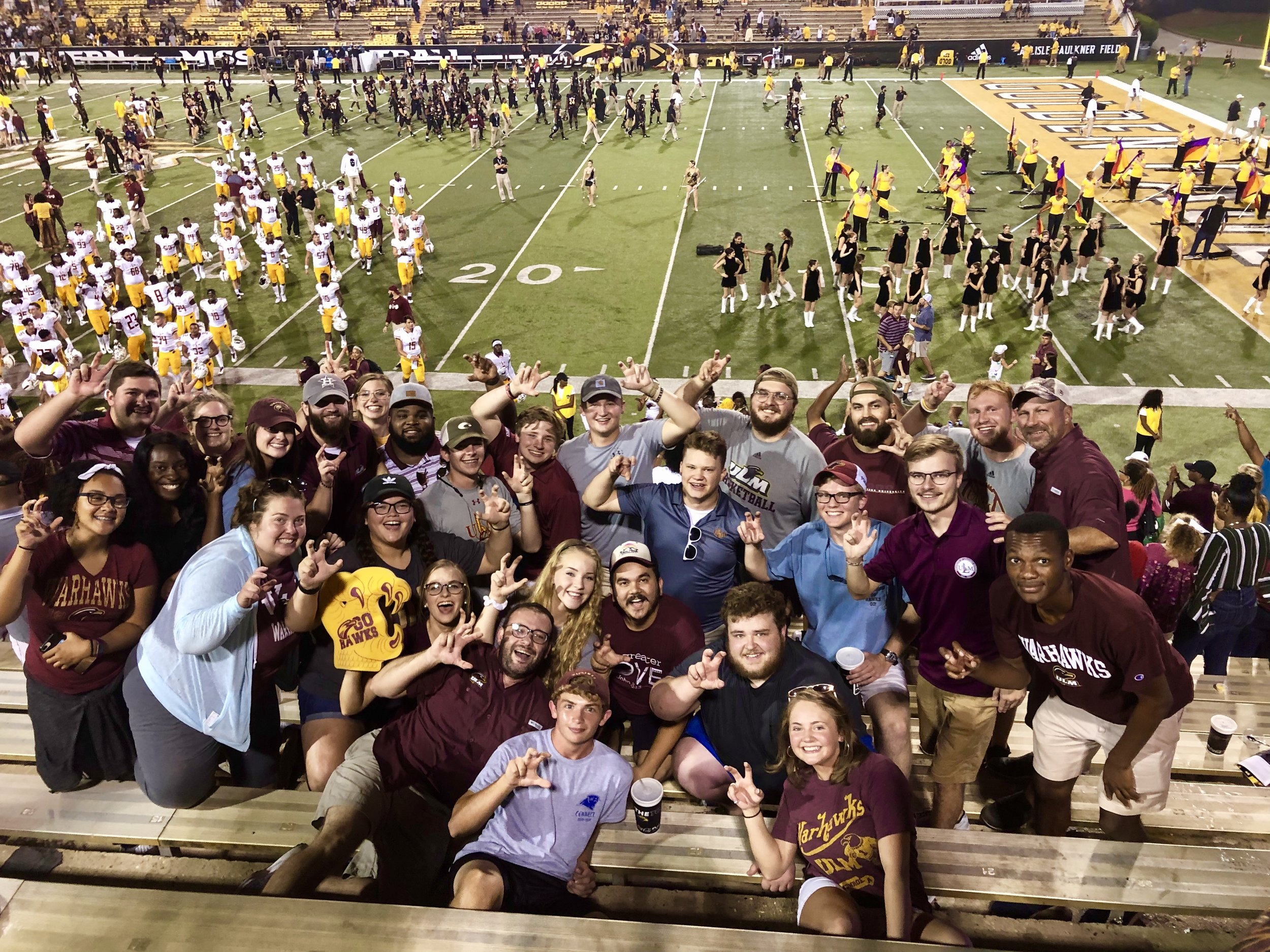Road Trip with a Victory for ULM vs. Southern Mississippi
