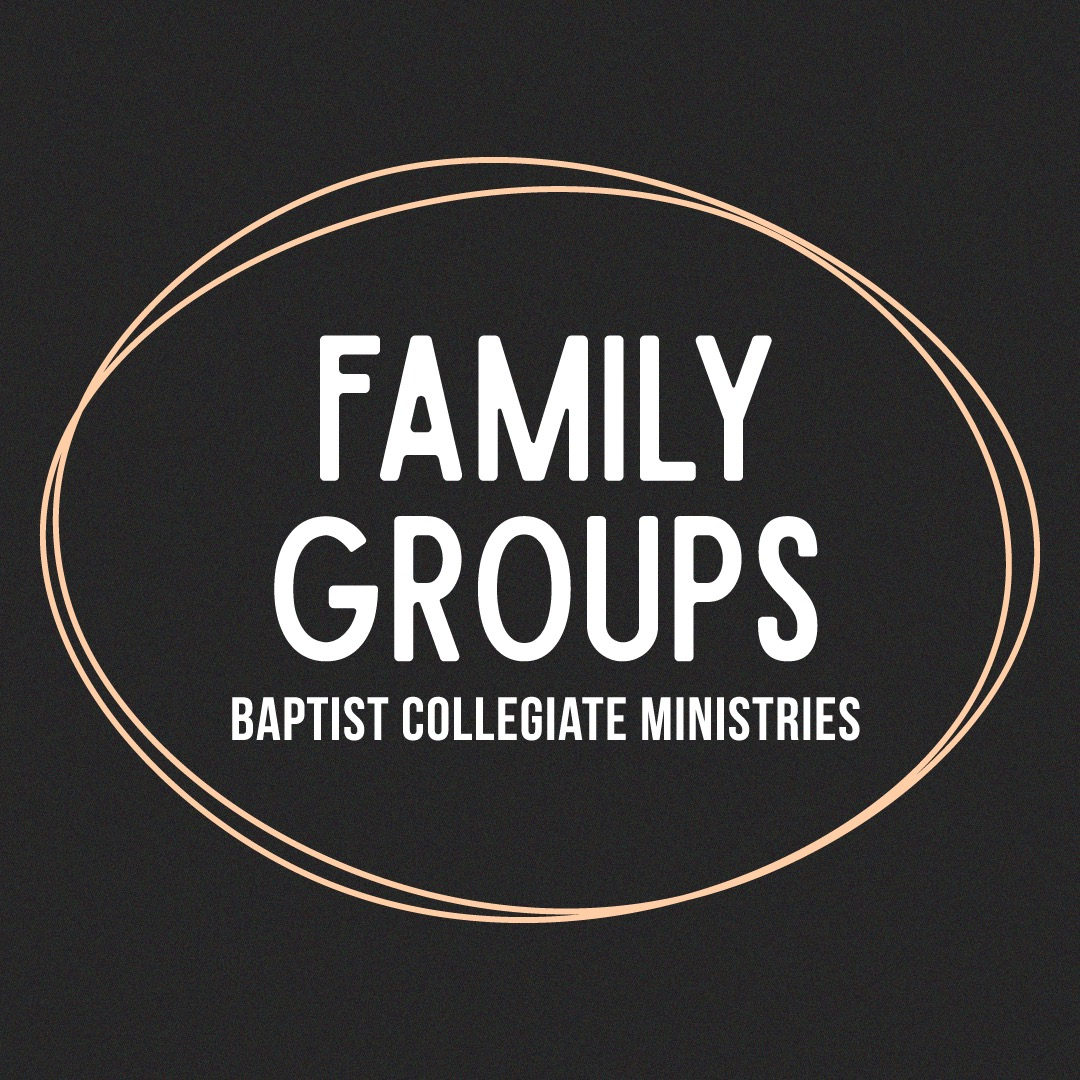BCM Freshmen Family Groups - The best way to get connected is to join a Freshmen Family Group. These small group Bible Studies are led by Upperclassmen BCM students and meet for fall semester. Fill out the information below to sign up for BCM Freshmen Family Groups: