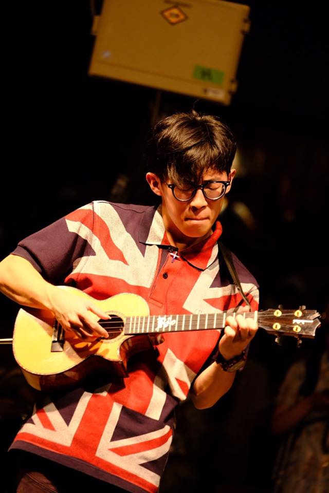 This year featuring the Ukulele Virtuoso Rio Saito who will entertain us like no other. Who also gave his CDs as a raffle prize.