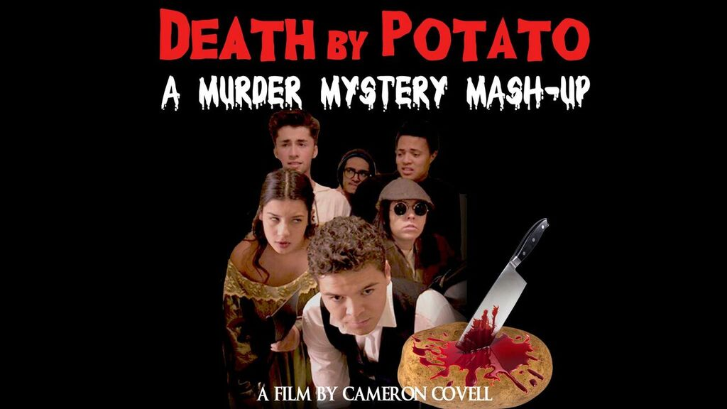 Death By Potato - A Murder Mystery Mashup -