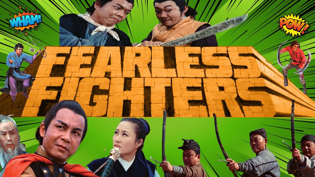 Fearless Fighters -