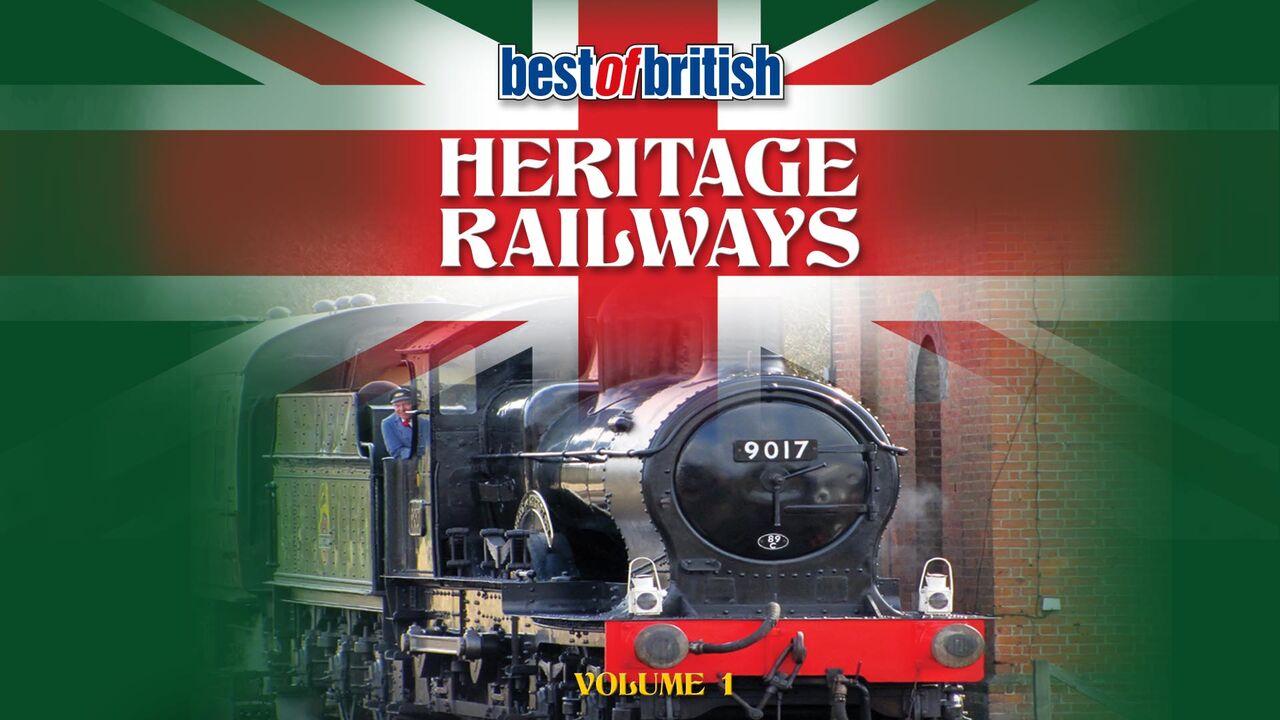Best of British Heritage Railways -