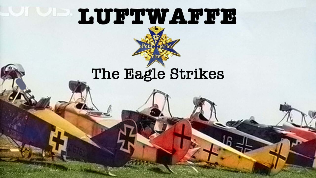 Luftwaffe: The Eagle Strikes -