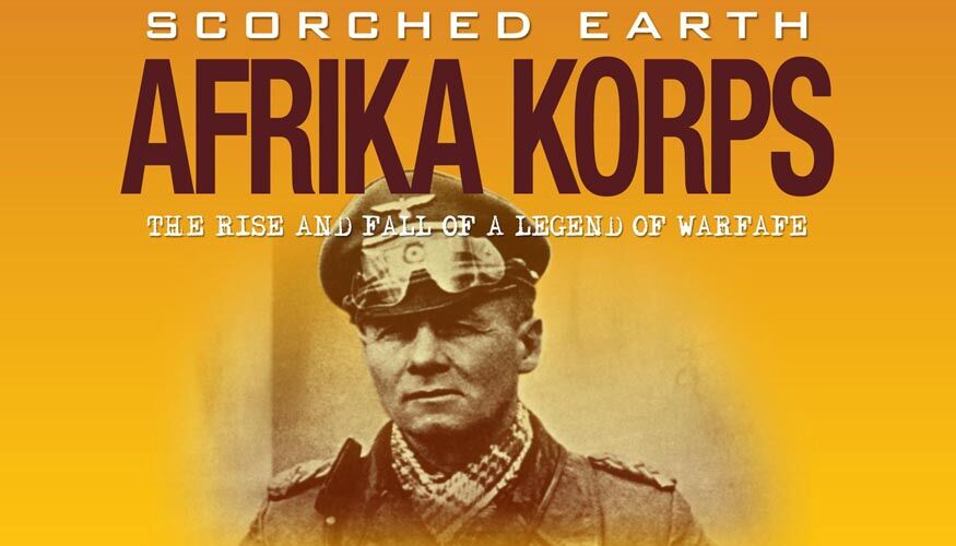 Scorched Earth: Africa Korps  -