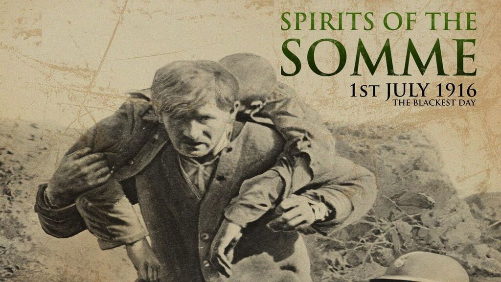 Spirits of the Somme  -