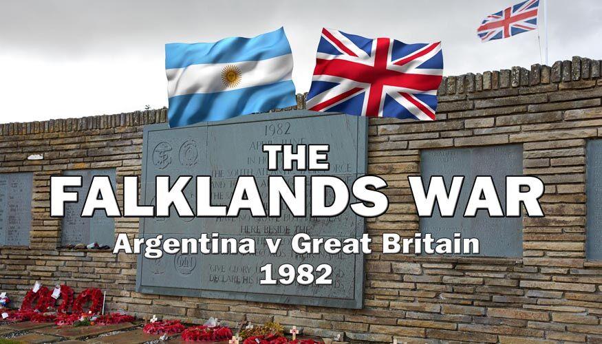 Modern Warfare: The Falklands War  -