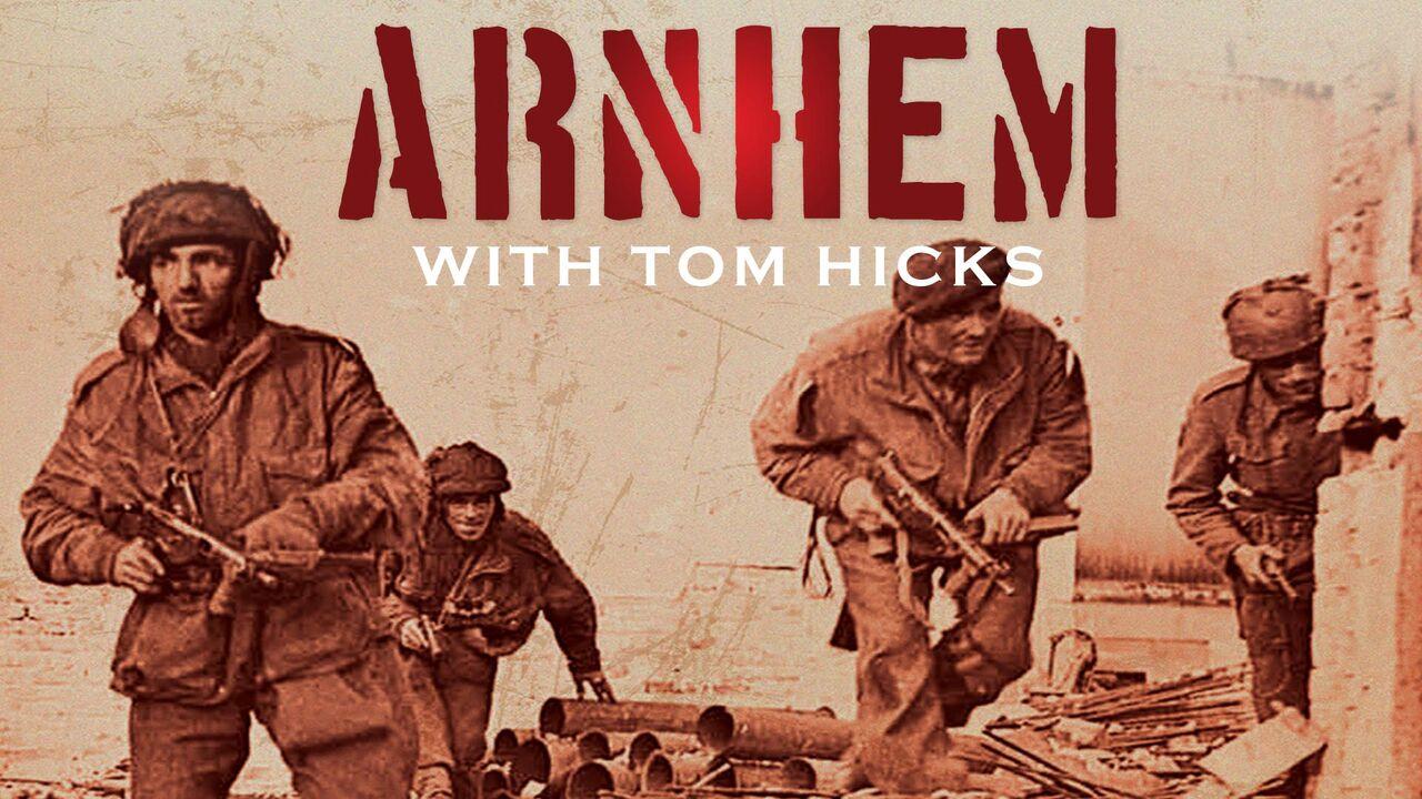 Arnhem with Tom Hicks -