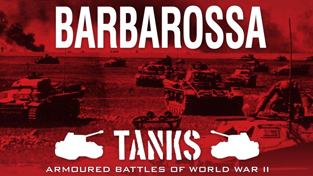Tanks Barbarossa -