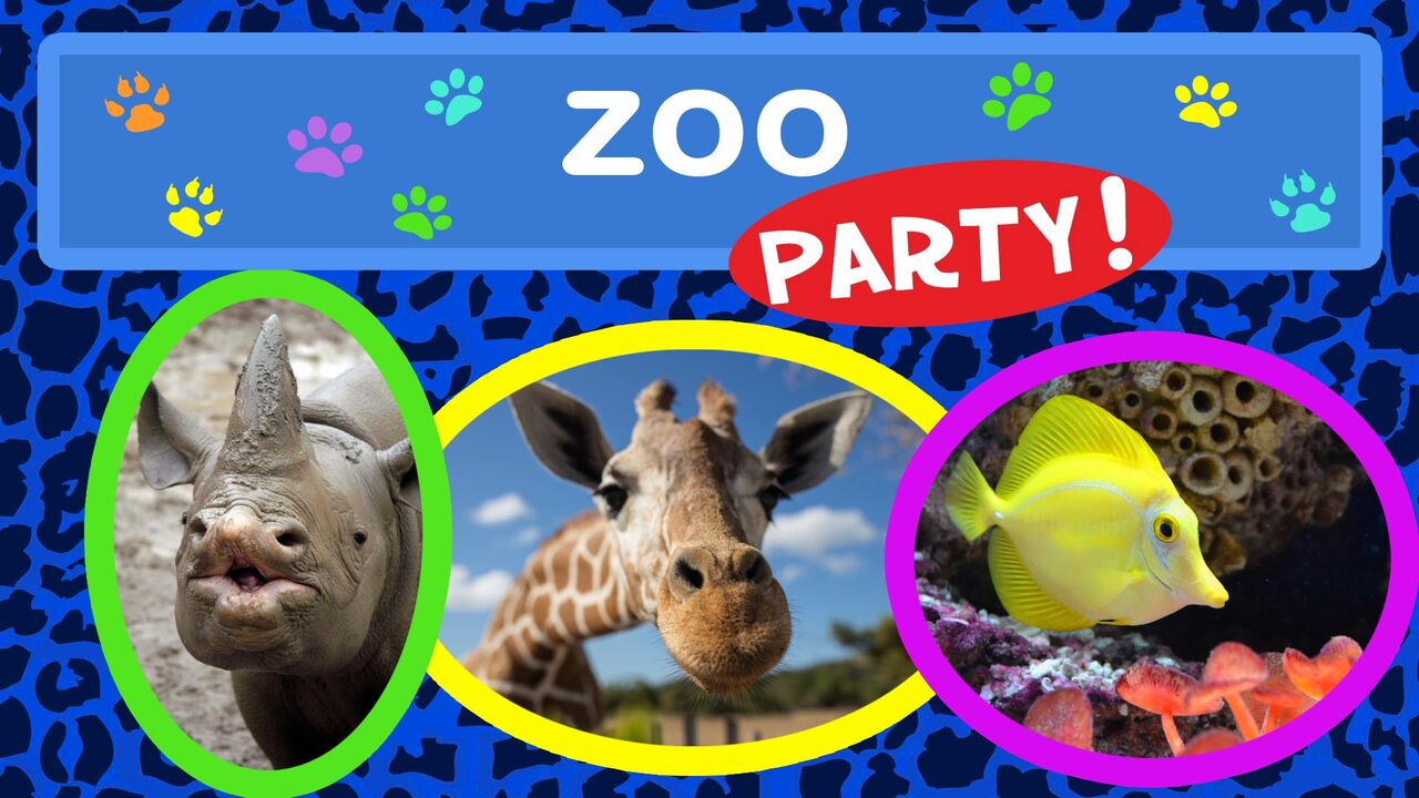 Zoo Party! -