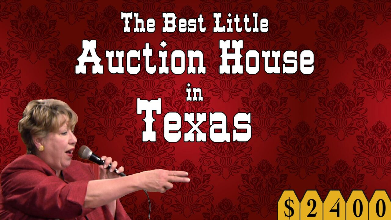 The Best Little Auction House in Texas -