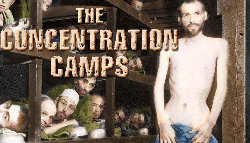 Nazi Concentration Camps -