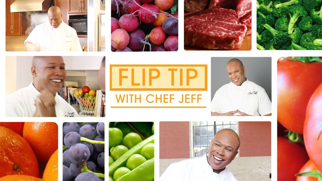 Flip My Food with Chef Jeff -