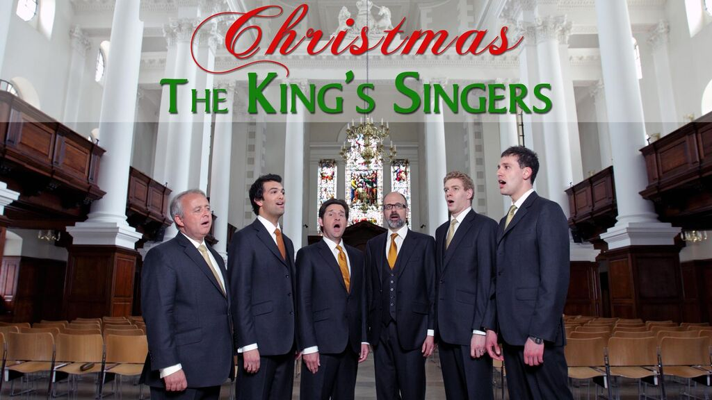 The King's Singers - Christmas -
