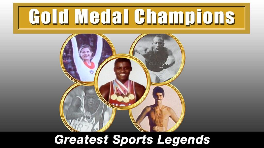 Olympic Gold Medal Champions -