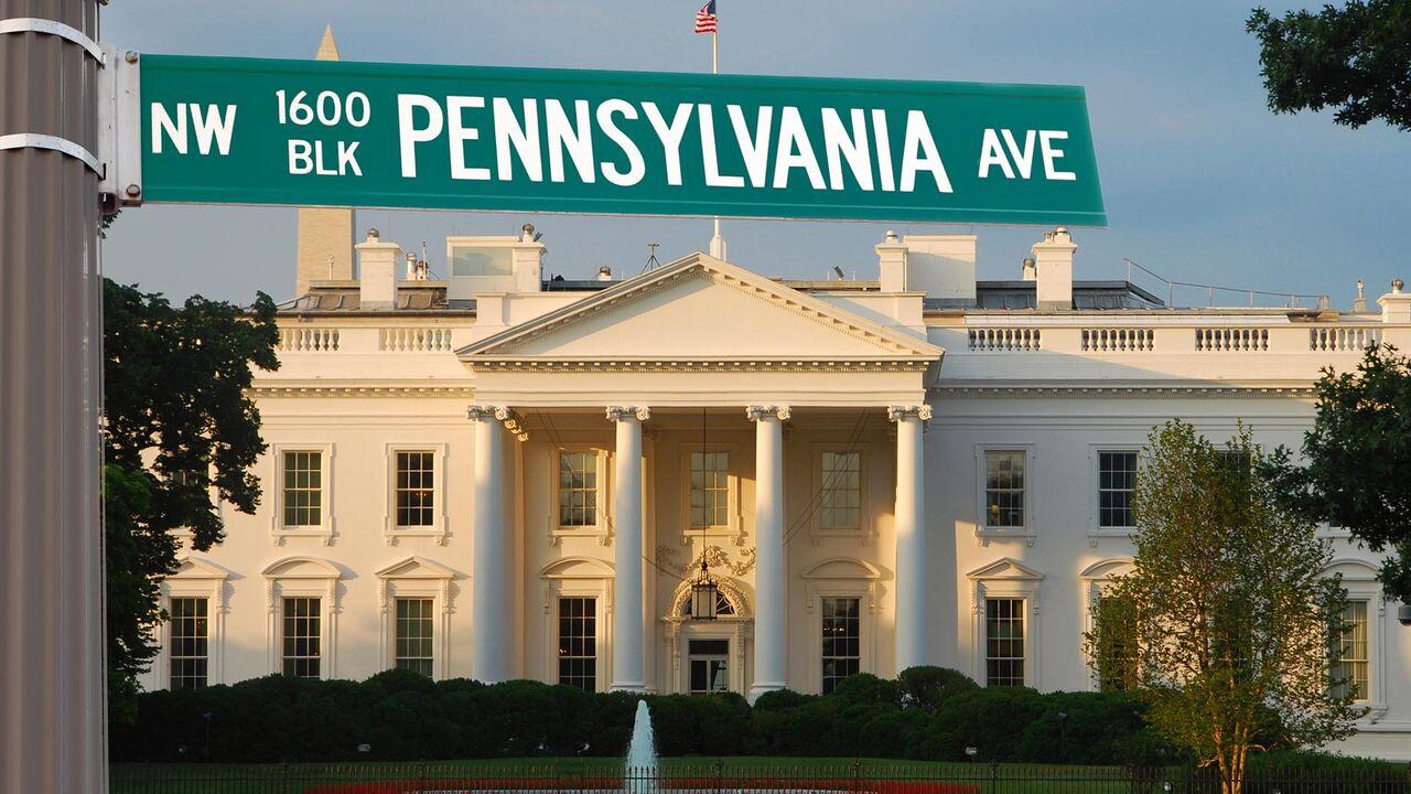 1600 Pennsylvania Avenue -