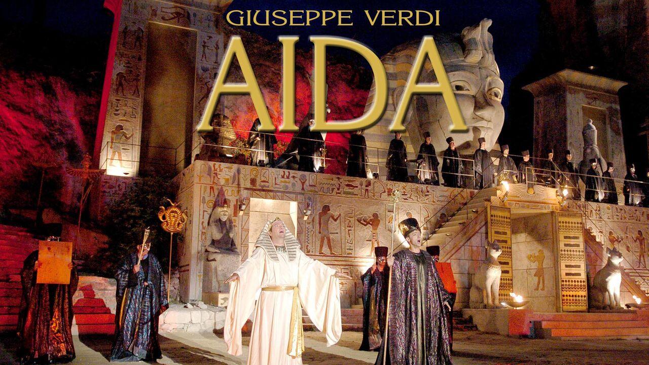 Giuseppe Verdi: Aida -