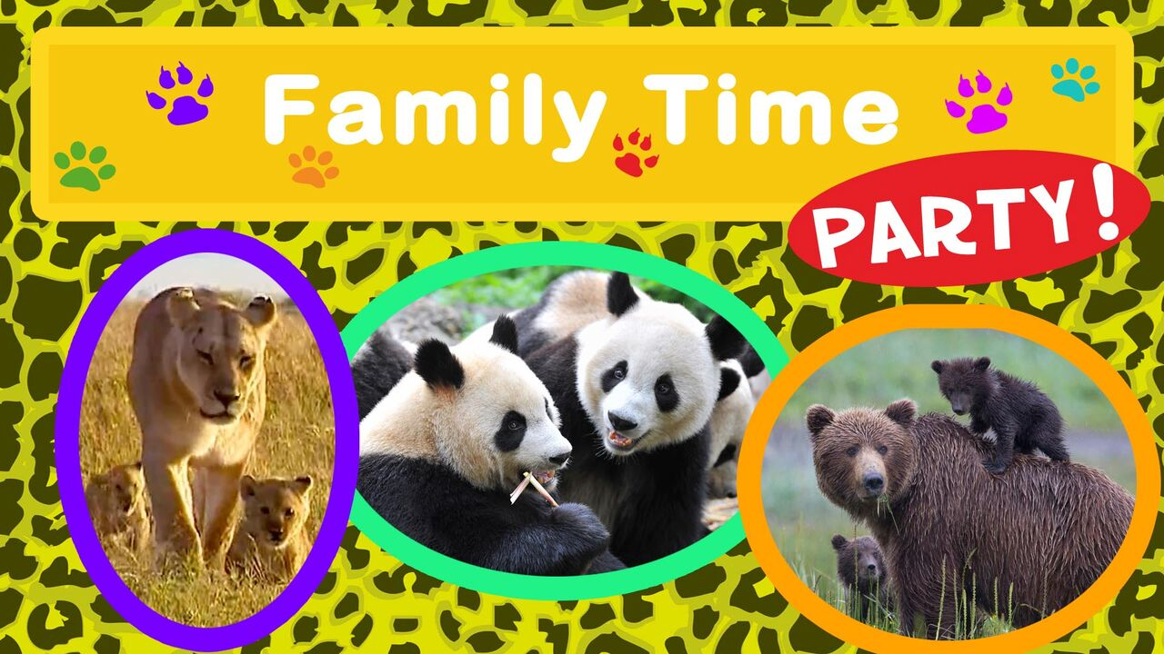 Family Time Party  -
