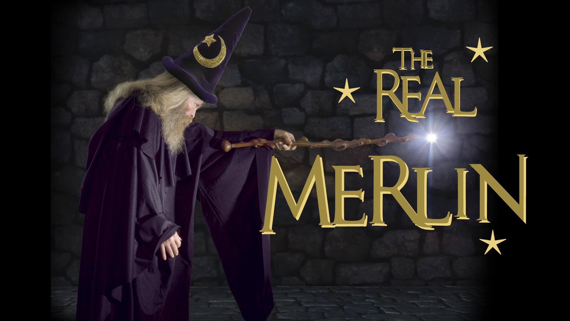 The Real Merlin -