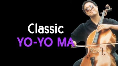 Classic Yo-Yo Ma -