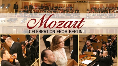 Mozart Celebration from Berlin  -