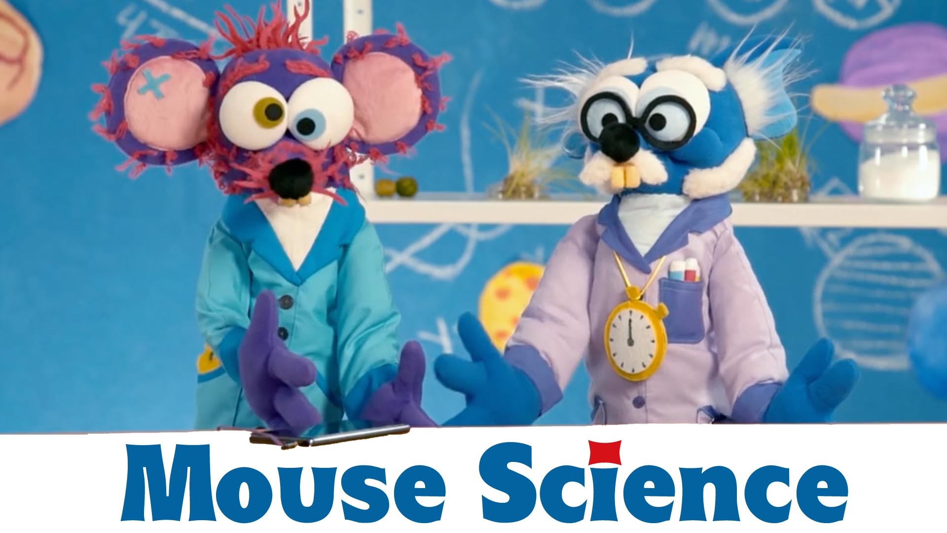 Mouse Science -