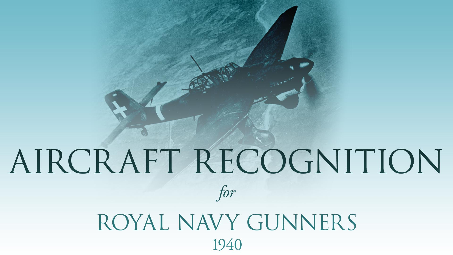 Aircraft Recognition for Royal Navy Gunners -