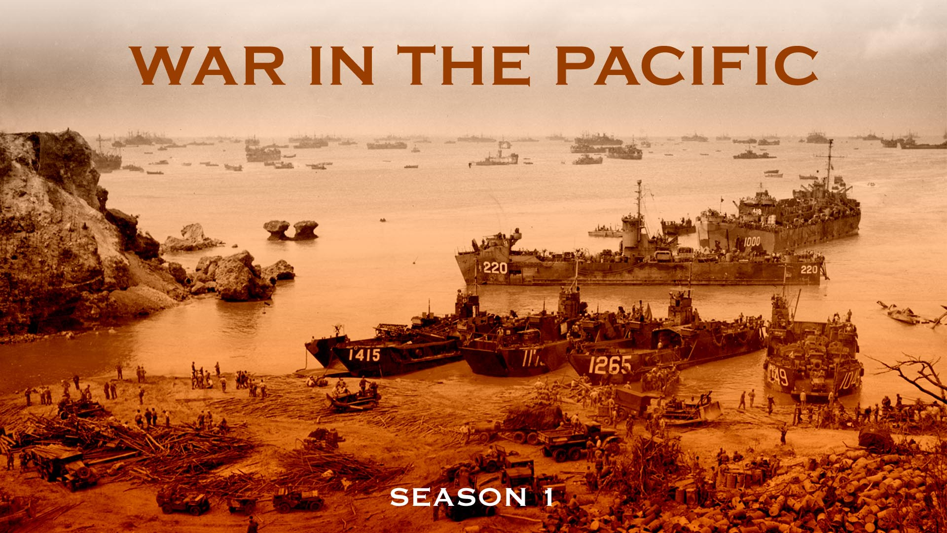 War in the Pacific -