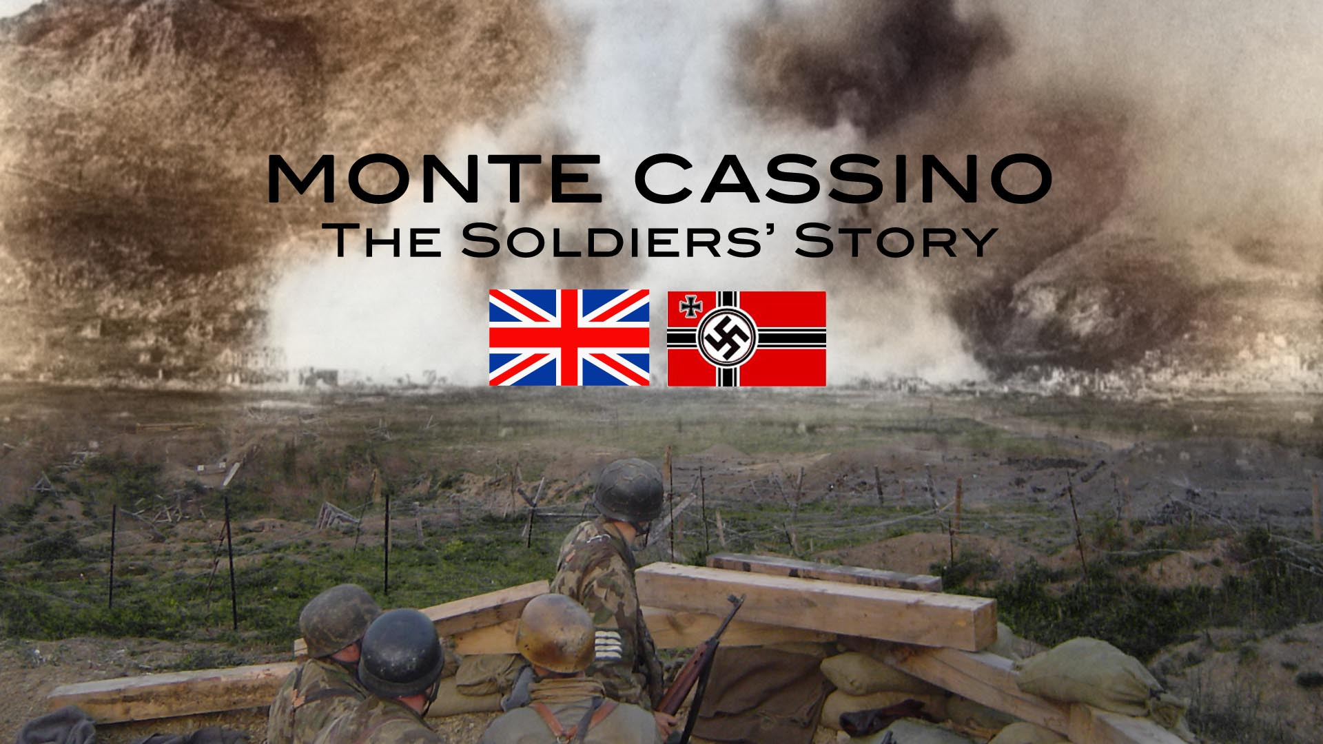 Monte Cassino: The Soldiers' Story -