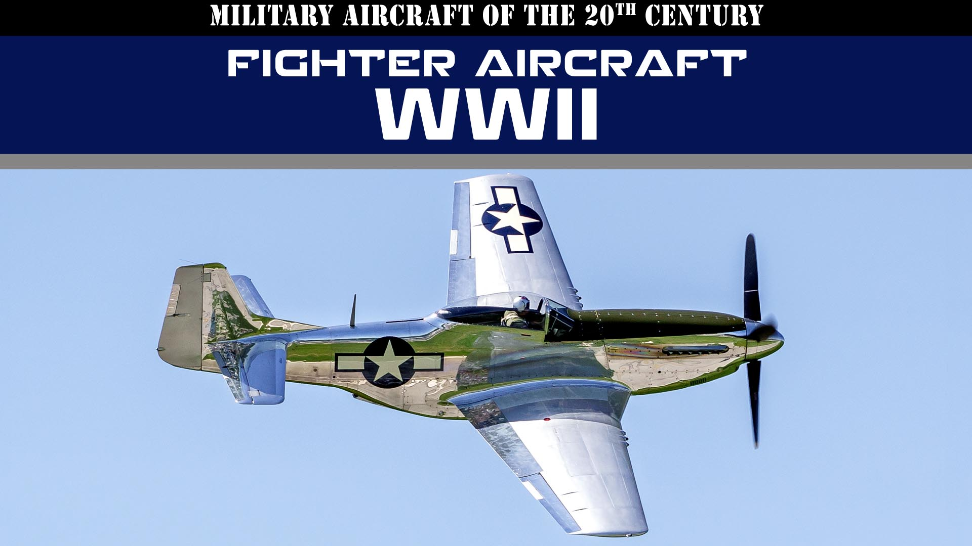 Military Aircraft of the 20th Century: Fighter Aircraft - WWII -