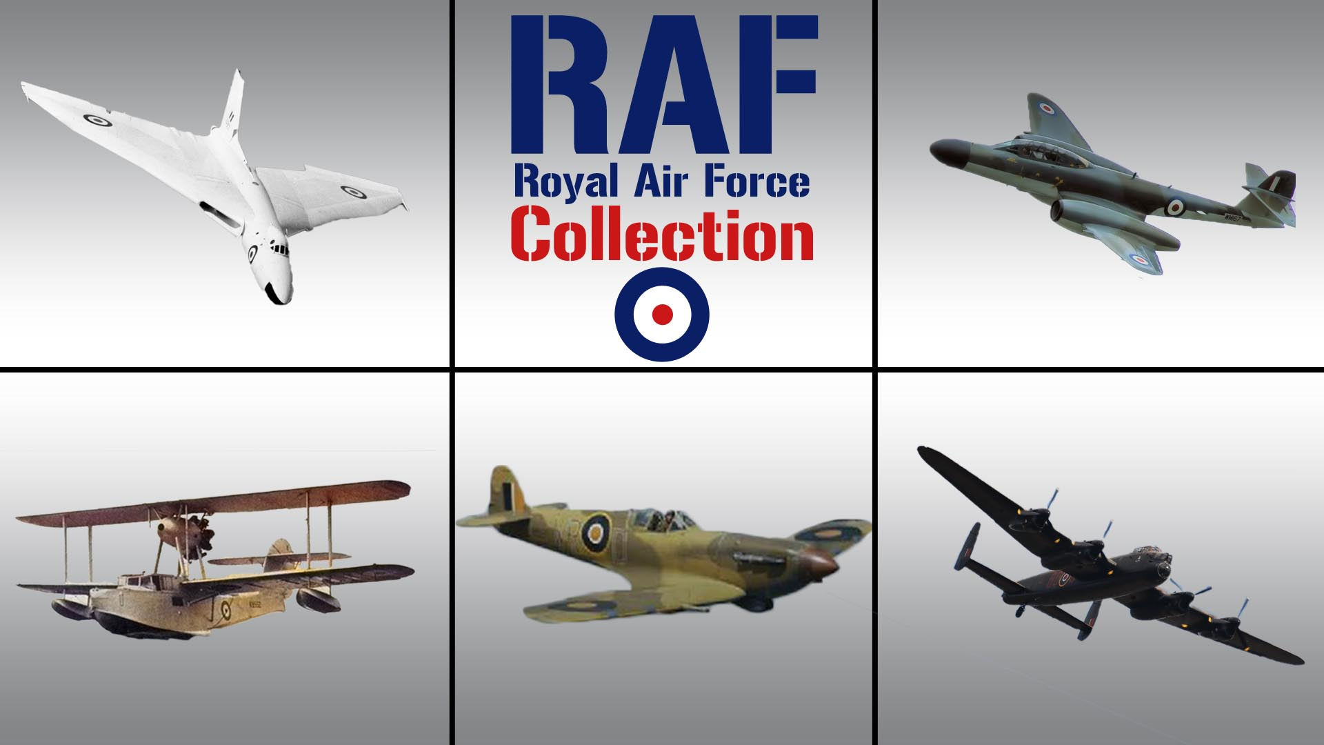 RAF: Royal Air Force Collection -