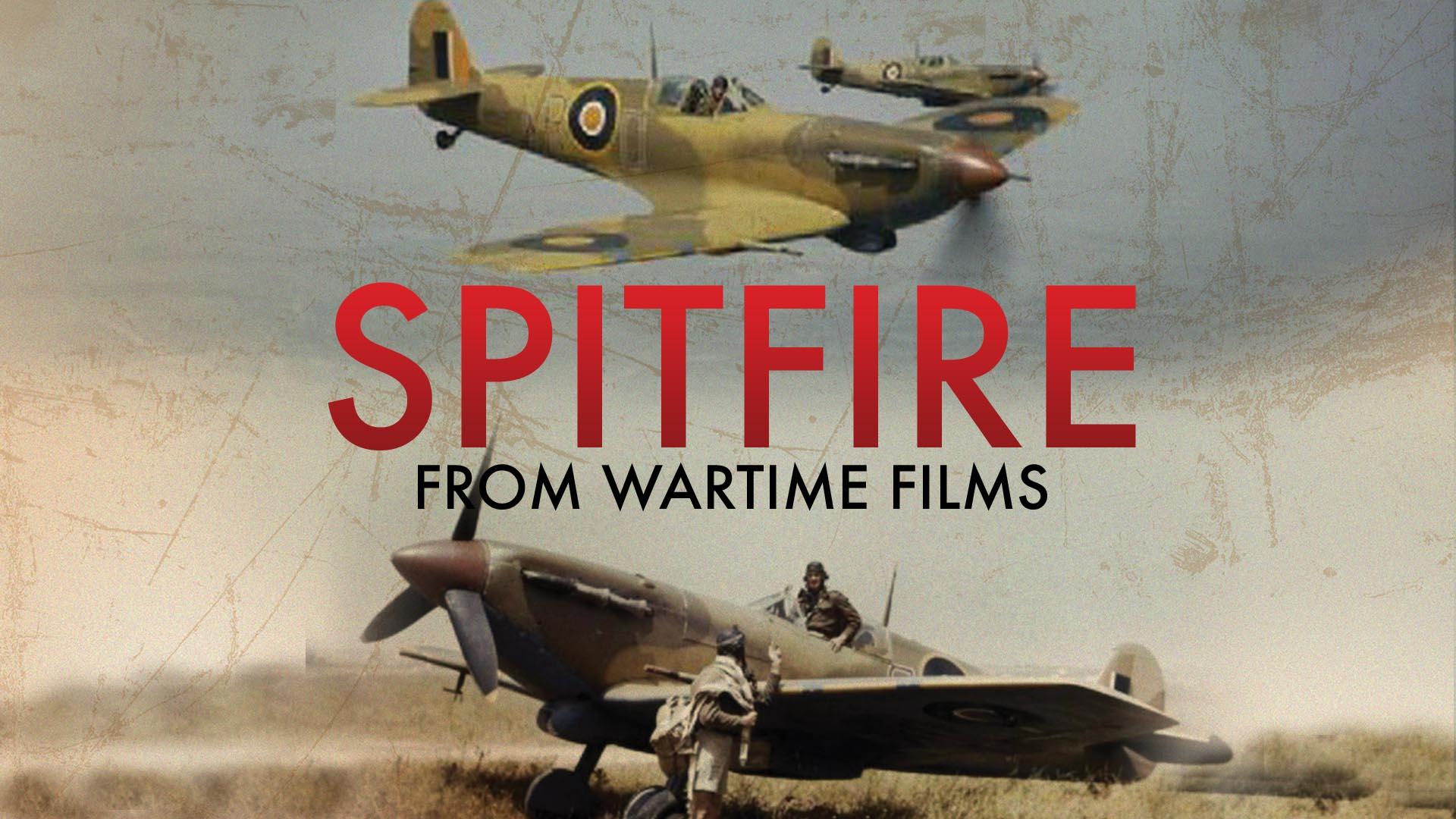 Spitfire From Wartime Films -