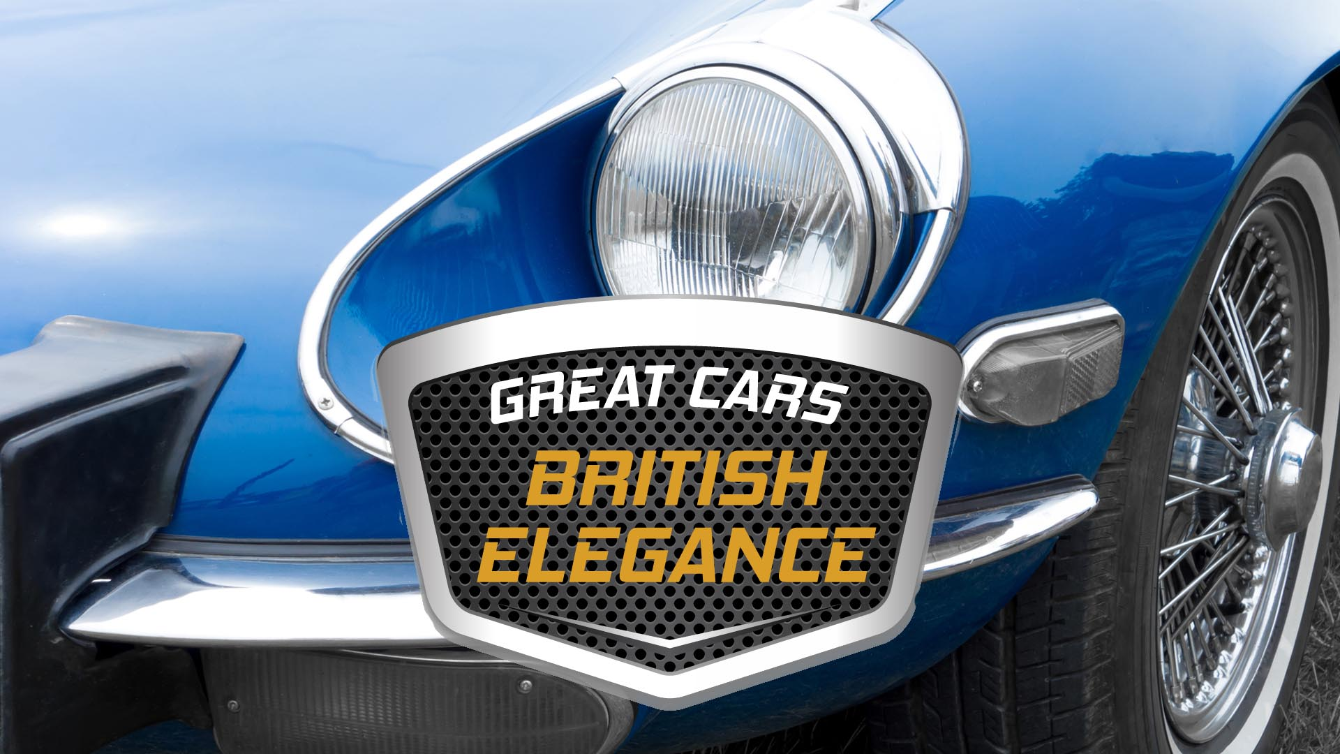 Great Cars: British Elegance -